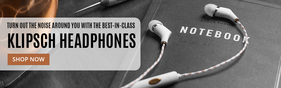 Shop For Klipsch Headphones