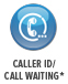 Caller ID / Call Waiting