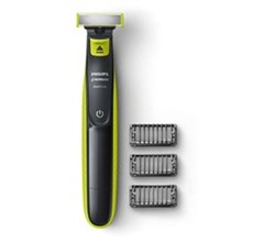 Mens Trimmers Grooming Norelco OneBlade qp2520 70