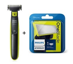 Mens Trimmers Grooming Norelco qp2520 qp210