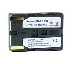 Camera Camcorder Batteries battery for samsung sb ls110