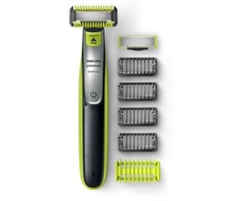 Mens Trimmers Grooming Norelco OneBlade Face  Body QP2630 70