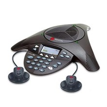 Conference Phones polycom 2200 07800 160 with ex mics